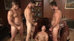 Trying Out The Goods - Tommy Defendi with John Magnum butthole Love