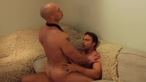 The Political Convention - Rocco Reed & John Magnum ass nail
