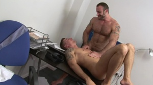 Pulling An All Nighter - Spencer Reed with Jay Roberts anal job