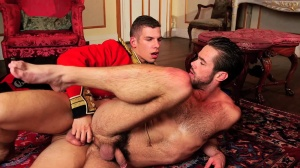A Royal Fuckfest - Paul Walker and Mike De Marko ass job