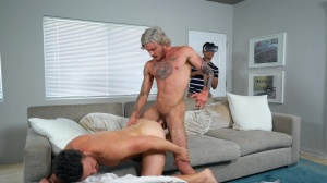 don't Say A Word - Casey Jacks with Blake Ryder ass Nail
