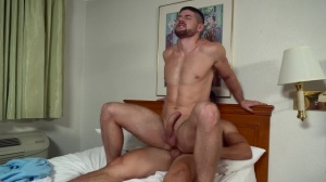 The Sting - Axel Kane and Connor Halstead anal bone