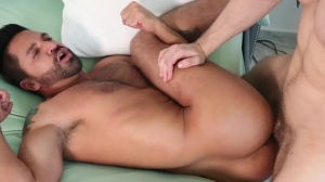 Confessions Of A Straight man - Dominic Pacifico & Connor Halstead butthole Hook up
