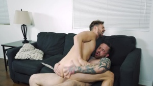 Space Invaders - Jordan Levine with Casey Jacks butthole Nail