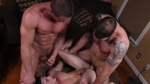 Coffee Time - Cliff Jensen with Damien Kyle pooper Love