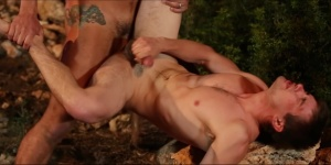 Pirates : A homo XXX Parody - Johnny Rapid and Jimmy Durano ass bang