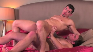 Commuters - Connor Maguire with Jeremy Spreadums anal Hump