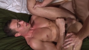 Stealth Fuckers - Landon Mycles, Brendan Phillips anal Hook up