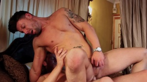 A Royal Fuckfest - Connor Maguire & Theo Reid butthole Hook up