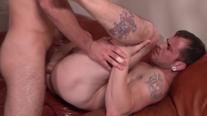Not Brothers Yet - Jarec Wentworth with Jared Summers ass plow
