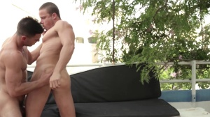 dudes In Ibiza - Paddy O'Brian, Tony Gys ass Nail