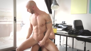 Privileged Information - Aymeric Deville & Craig Farell ass bang