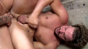 Fire Drill - Sebastian young with Andrew Blue butthole Hump