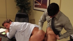 Entry Level - Rocco Reed, Lance Luciano ass Hook up