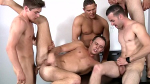 Blackboard Outline - Johnny Rapid and Devin Adams 18 Hook up
