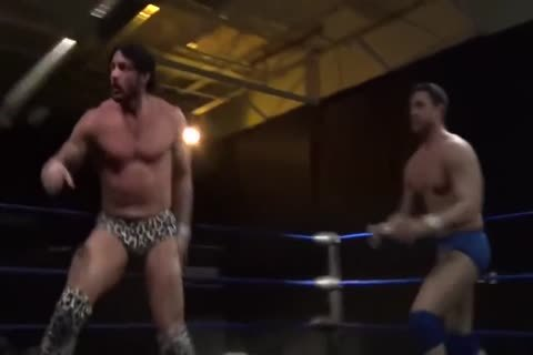 horny Wrestling guys: Reeves Vs Vine