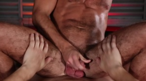 Revved Up - Paul Canon and Grant Ryan ass Hump