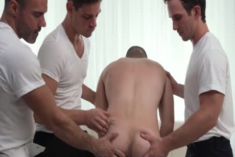 MormonBoyz - Priest gets His hole Destroyed By fellow Clergymen