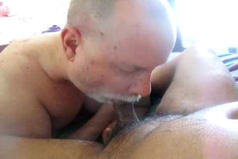 Bi-Curious Married Bud Floods My face hole With Breeder Seed.