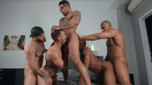 By Invitation only - William Seed with Ryan nails ass Nail