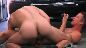 males In Public 38: Repair Shop - American Hook up