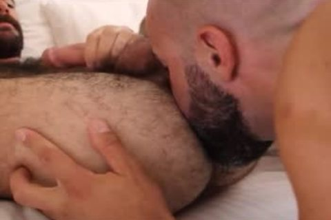 hairy dudes plow nude