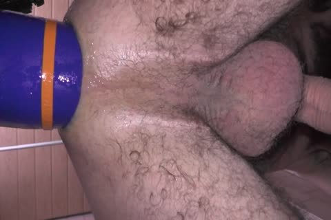 unfathomable pooper pooper Wrecking With biggest dildo