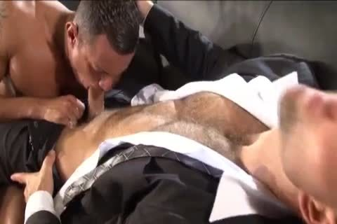guys In Suits pounding 1