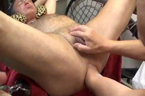 Fist Party In Denmark. Getting Fisted By Two boyz And fucked