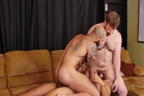 Popcorn & 3Somes With Atlas cutie & Jon