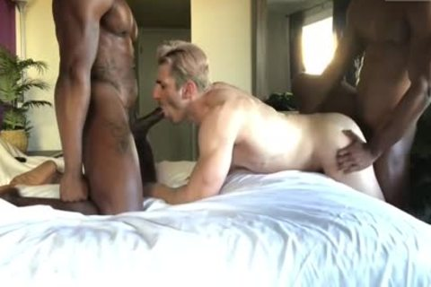 Max Konnor & Liam nailing Sir Jet bare
