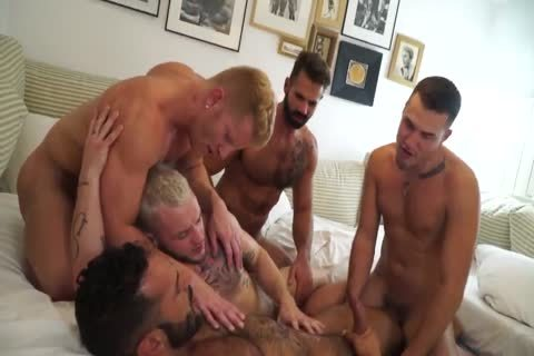Hunk boyz plowing Hard