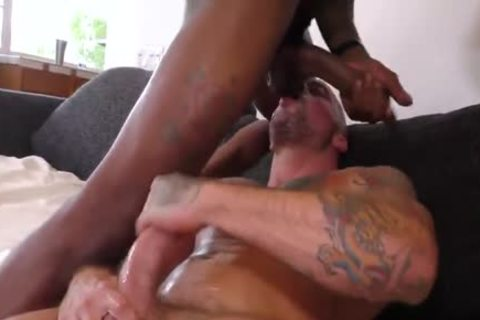Sean Duran get fucked By Ray Diesel And unfathomable Dicc