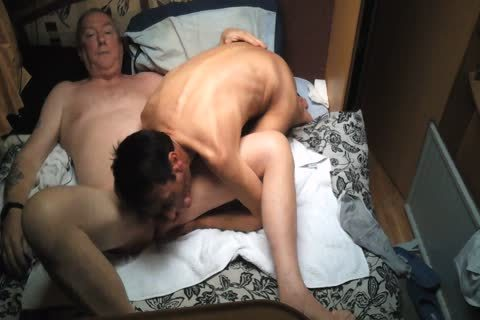 Wife Went Shopping old man Comes And fuck Me