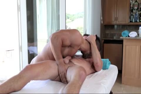 Uncut cock homosexual Seduction butthole banging