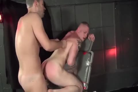 Business man receives His Face Spunked