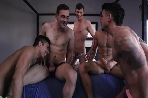 Max Arion S bareback double penetration fuckfest.mp4