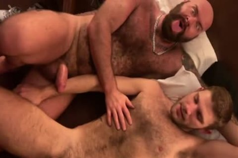 LUKE HARRINGTON & JACKSON CUMMINGS - FURRY sleazy FUCKERS - DMC