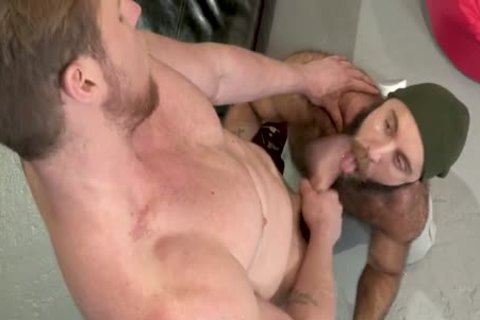 Ryan Stone & Teddy Bear - Masturbation Station