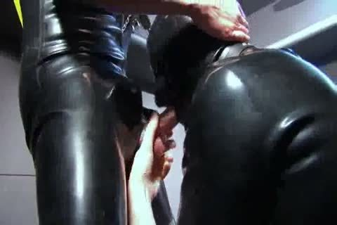 sucking And plowing In Rubber