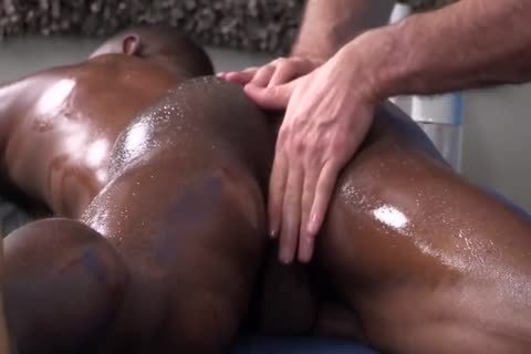 Super guy Massaged And Worshipped