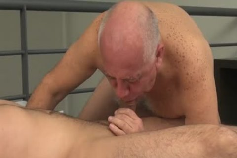 daddy man Borja Sucks, Rims & gets pounded By Daddy