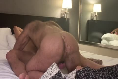 Nick Capra Barebacks Teddy Bear