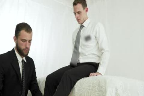 fine Missionary boy acquires Creampied By A Priest