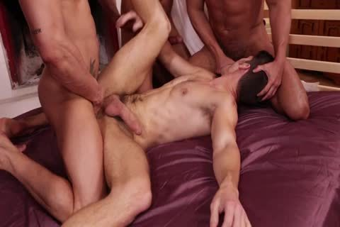 Devin Franco`s unprotected group gangbang