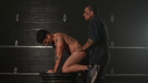 raw Tow Service - Pierre Fitch with Bo Sinn American Hook up
