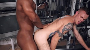 Bench Press My ass - Cody Smith  & DeAngelo Jackson American poke