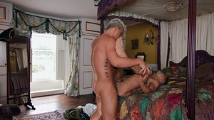 A Tale Of Two dong Destroyers movie scene 1 - JJ Knight and Ty Mitchell American Hump