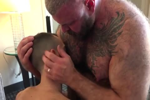 Daddy With stiff Suckable nipples fuck A young guy