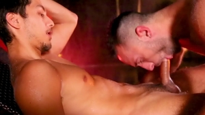 DrillMyHole - Twink Colby Tucker impressed by Angel Rivera